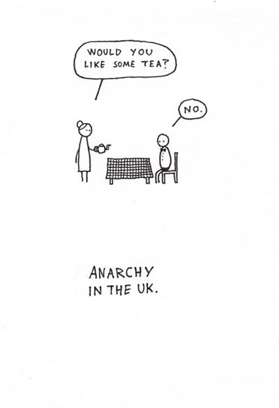 http://hugleikurdagsson.tumblr.com/post/8778818671/anarchy-in-the-uk