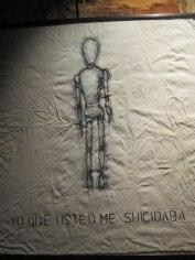 """""""Yo que usted me suicidaba"""" (Bilbao)"""