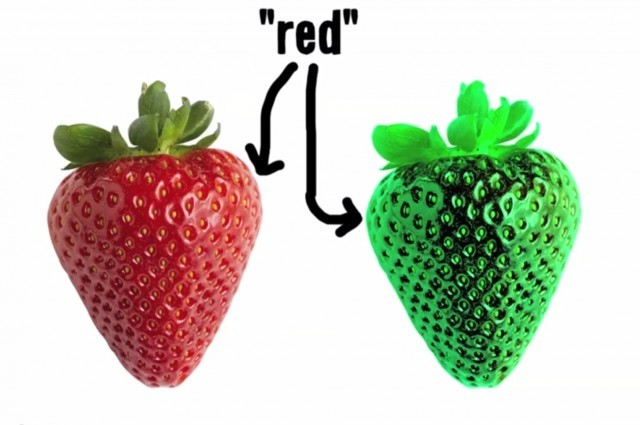 Desde http://www.iflscience.com/health-and-medicine/your-red-same-my-red