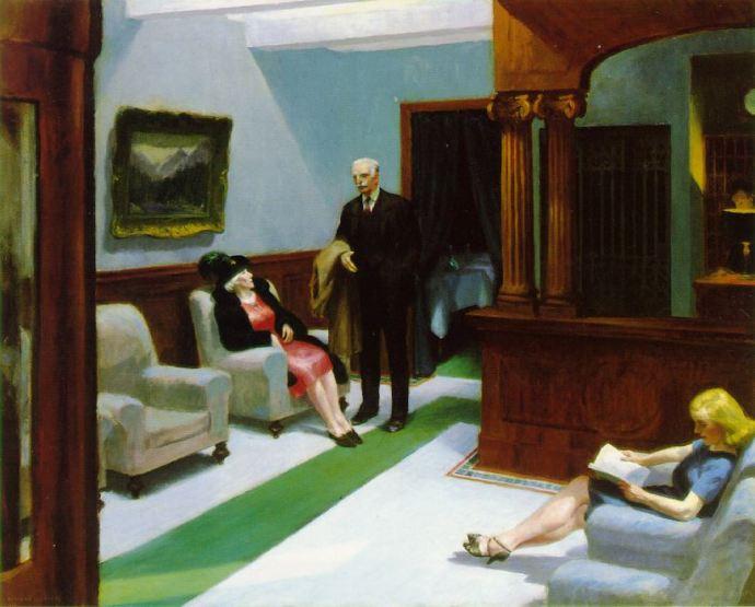 Edward-Hopper-hotel-lobby-1943