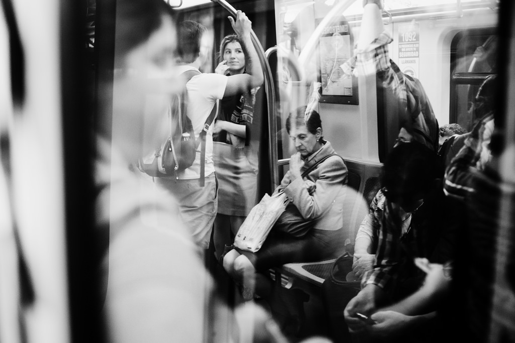 "photo credit: Ibar Silva ""Reflejos de la rutina"" via photopin (license)"